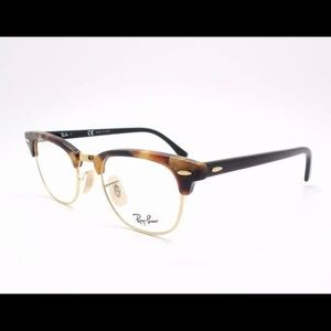 New Ray Ban Clubhouse brown Havana 49 mm frame